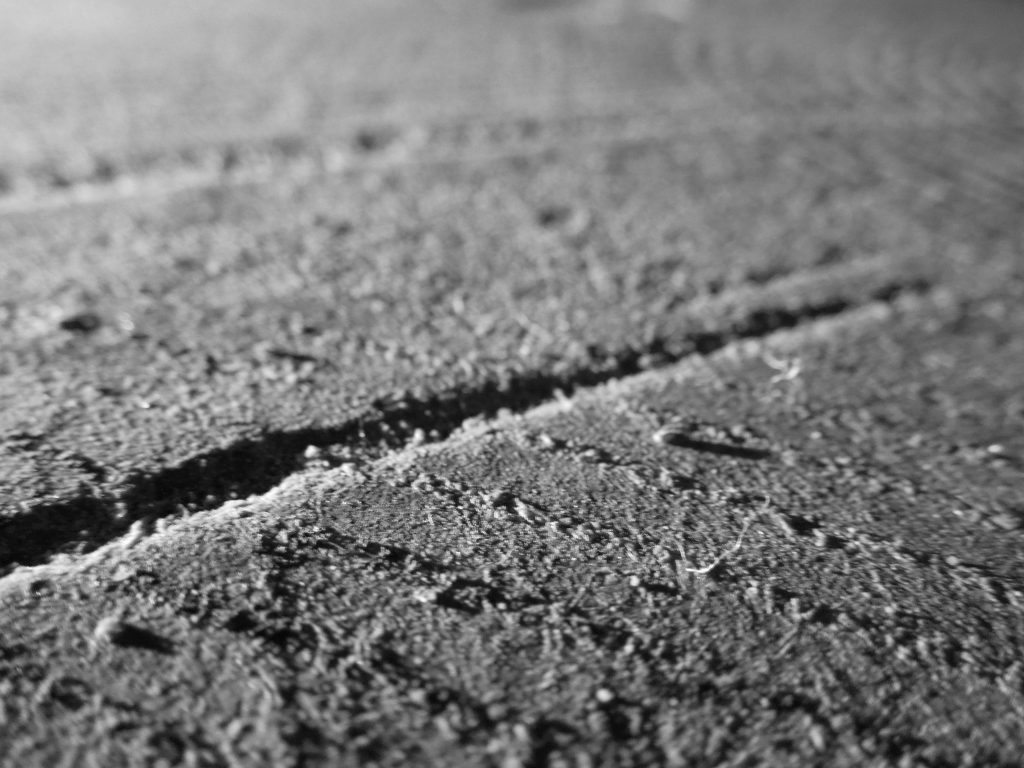 Macro image of the floor of the Birley Artists Studios and Gallery Photography