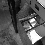 Perspex and Mirrored Installation, Jane Elizabeth Bennett © 2013