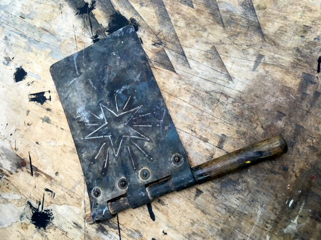 Lithography Flapper