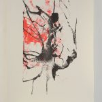 Outcome, Artlab, PhD Fellowship and AA2A 2017 2018 Exhibition Jane Elizabeth Bennett Screenprint