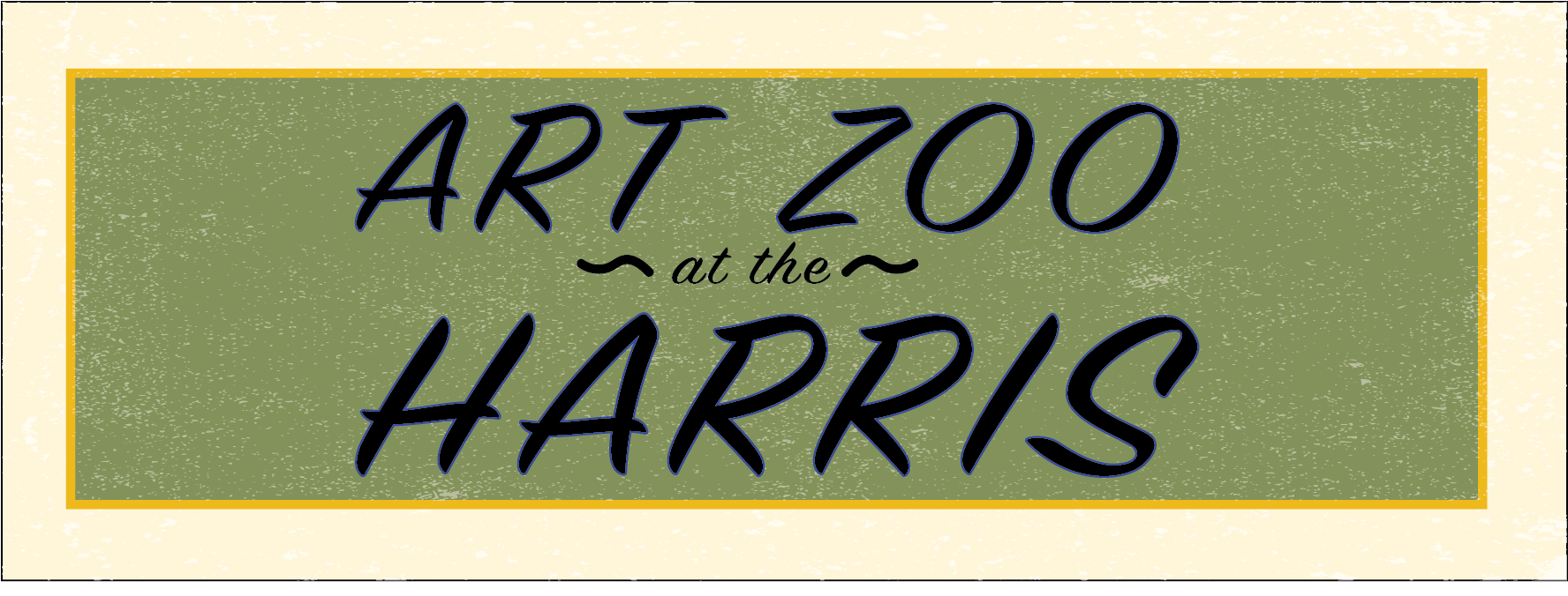 Art Zoo, Harris Museum, 26th May 2018