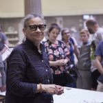 Lubaina Himid at the in the Art Zoo