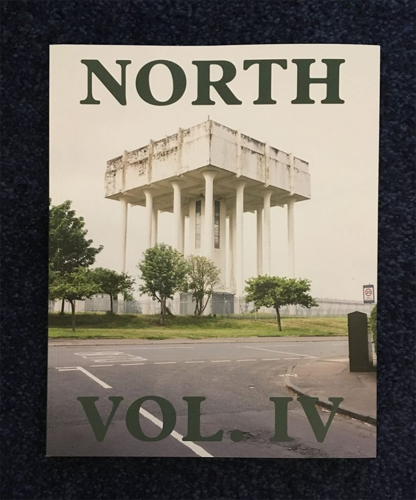 North Magazine, Volume 4 featuring Jane Elizabeth Bennett and Jo Garrett