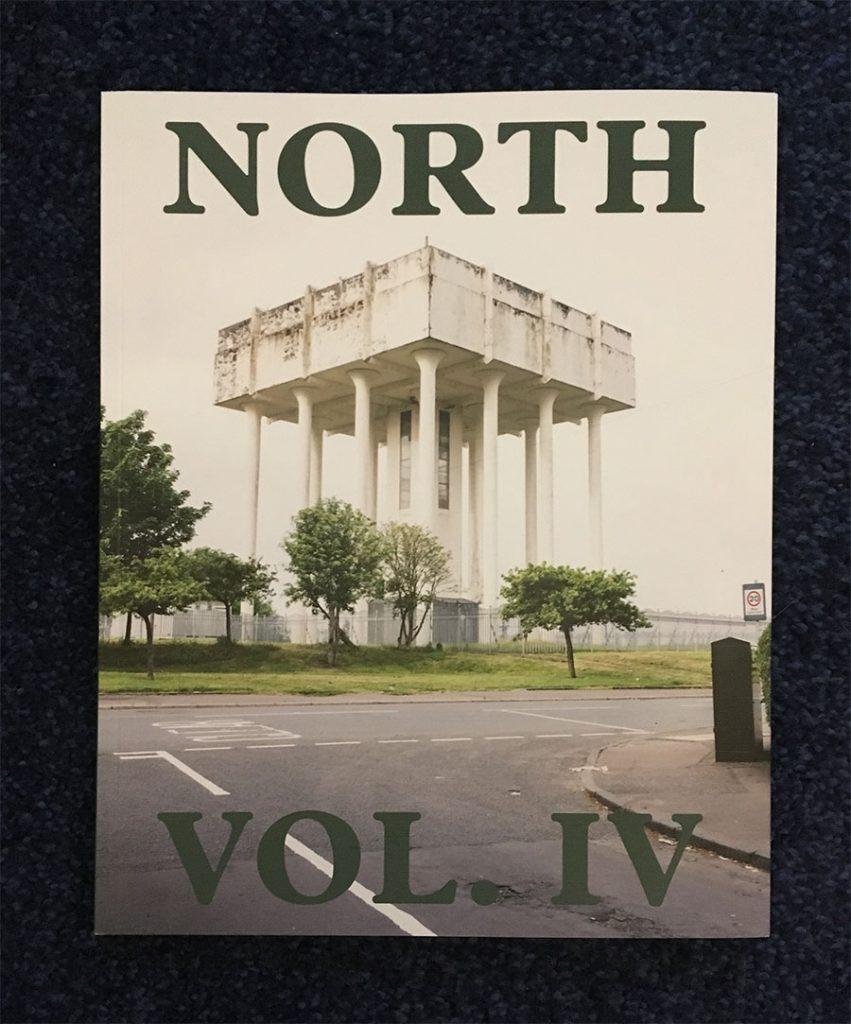 North Magazine, Volume 4 featuring Jane Elizabeth Bennett and Jo Garrett