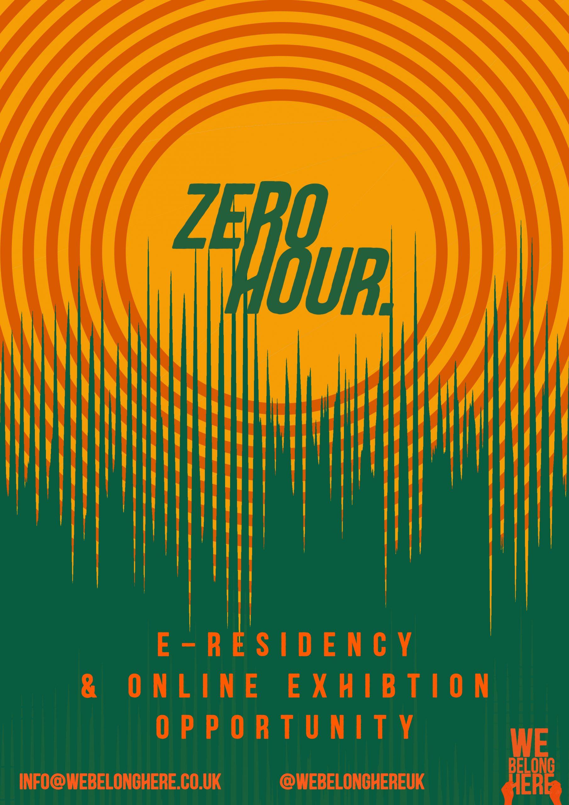 Zero Hour Residency by We Belong Here